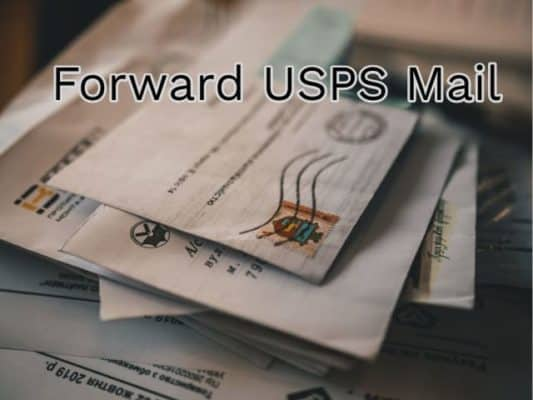 guide to Forward USPS Mail