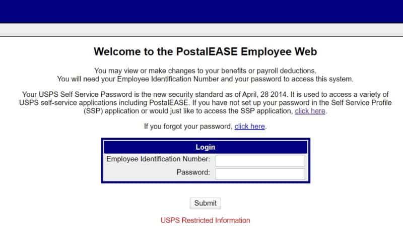 PostalEase Liteblue
