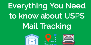 USPS Mail Tracking
