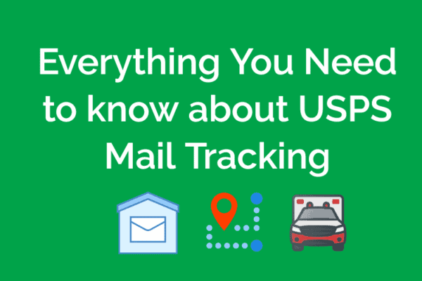 Track USPS International Mail & First-Class Package & Priority Mail